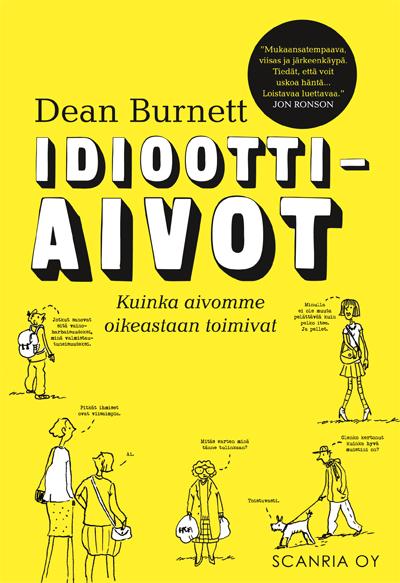 Idiootti aivot - Tilaa kirja Lue.fi verkkokirjakaupasta